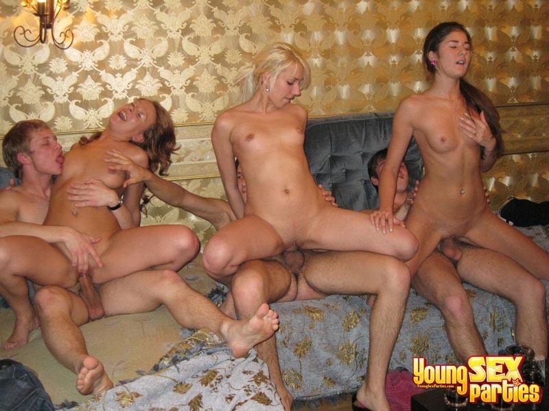 фото секс вечеринки русское